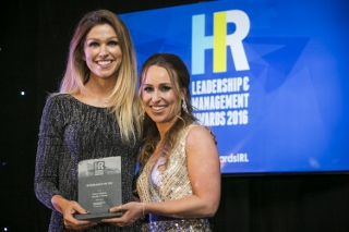 Accountancy Solutions supporting the HR, Leadership and Management Awards 2016
