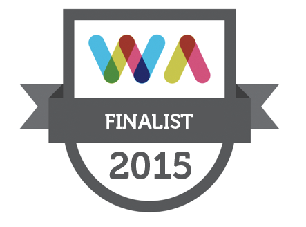 Irish Web Awards 2015 - Finalist, Best SME Website