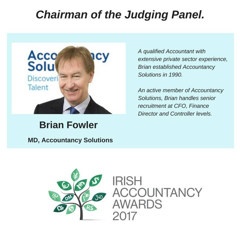 Don't miss out on this year's The Irish Accountancy Awards!