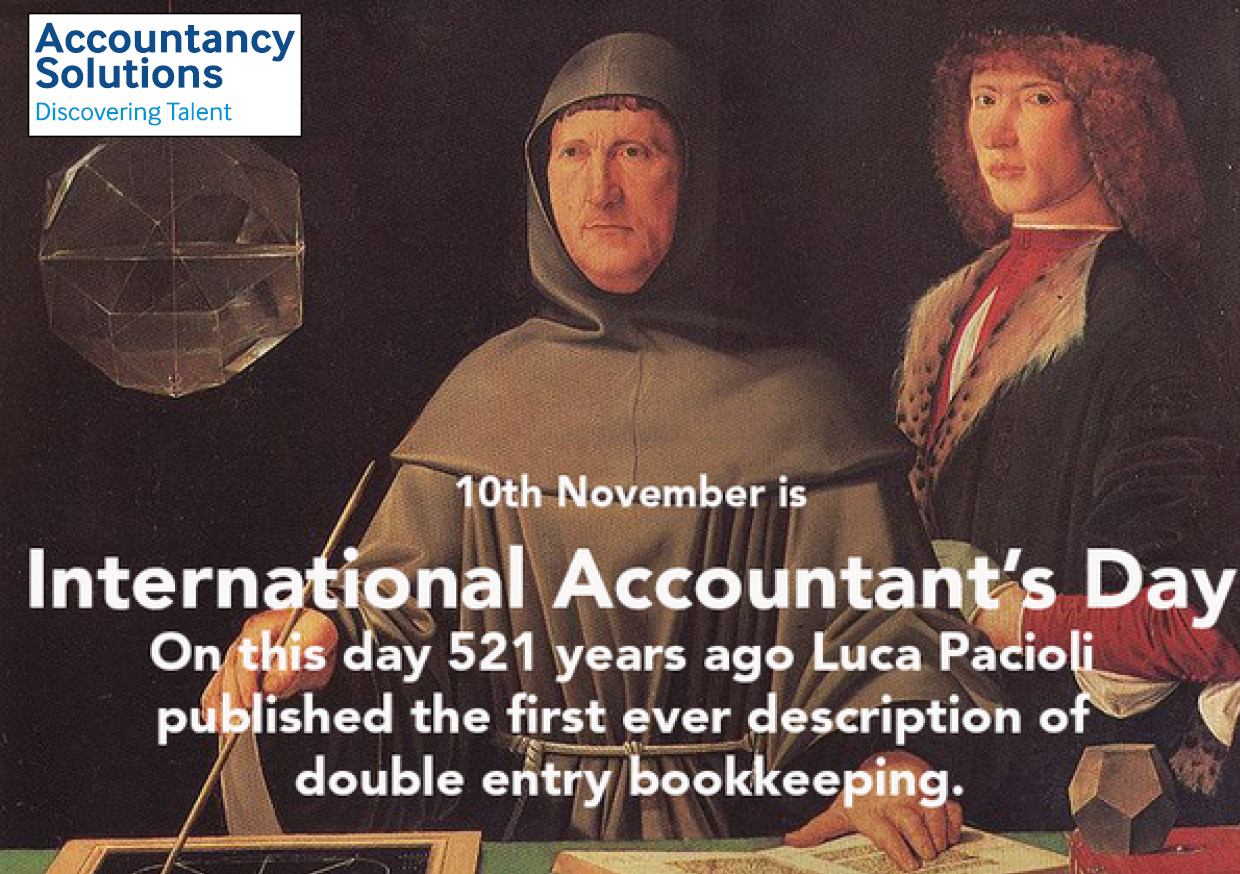 international accountants day accountancy solutions financial recruitment ireland - International Accountant Job Description